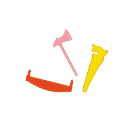 Mini outils assortis