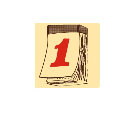Calendrier 1er