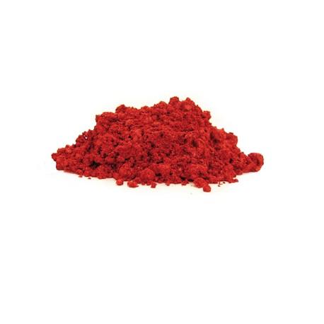 Colorant poudre rouge