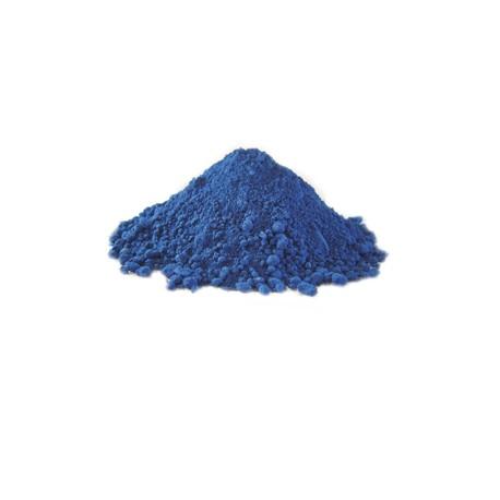 Colorant poudre bleu
