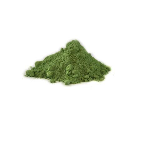 Colorant poudre vert