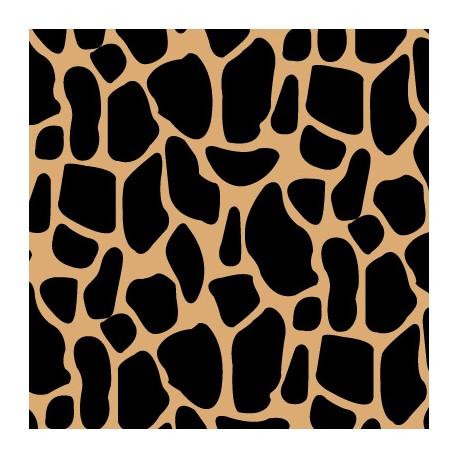 Girafe caramel