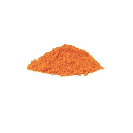Denrée alimentaire colorante orange