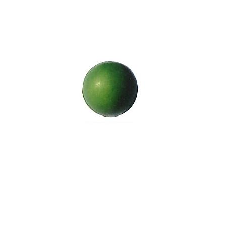 Boule satinée bronze