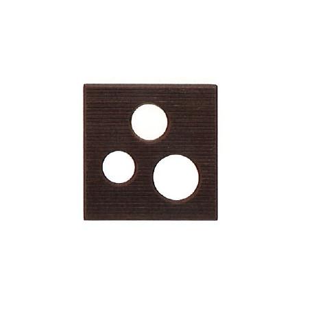 décors chocolat volume