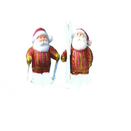 Père Noël musicien