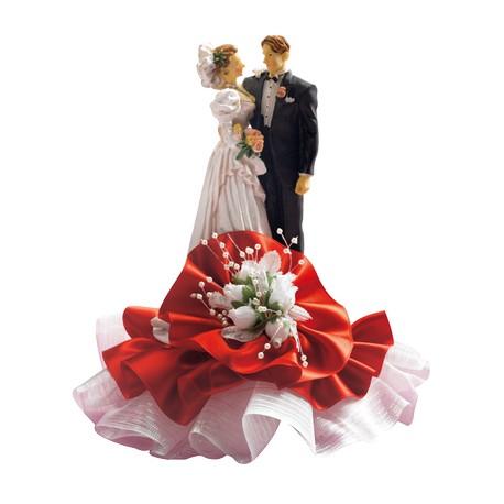 Couple marié éléguance